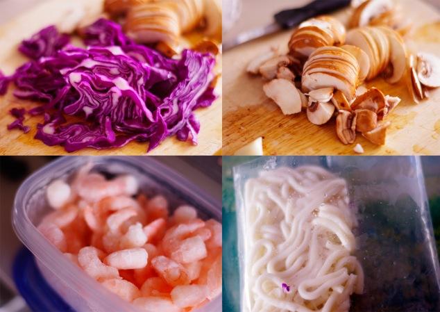 healthy udon